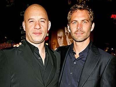 Wah, Vin Diesel 'Pamer' Foto Dua Adik Paul Walker Saat Syuting 'Fast and Furious 7'