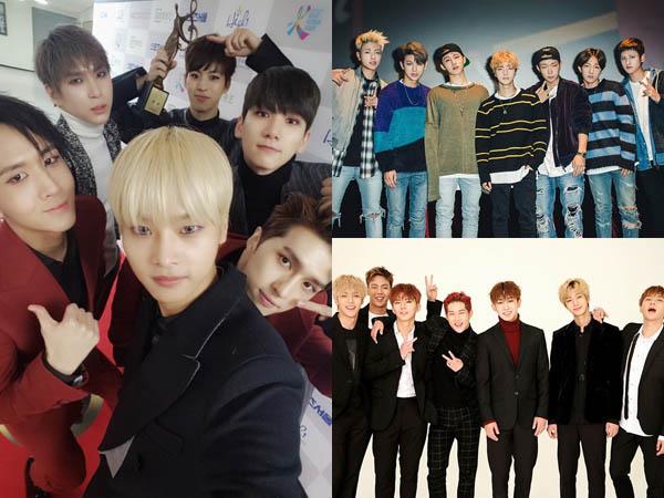 Setelah iKON dan Monsta X, VIXX Juga Dikonfirmasi Jadi Peserta Variety Show 'The Remix'