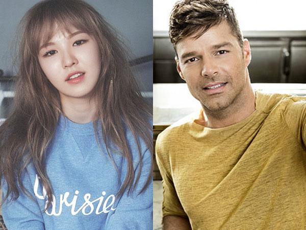 Rilis, Merdunya Suara Ricky Martin dan Wendy Red Velvet di Lagu 'Vente Pa' Ca' Versi Inggris!