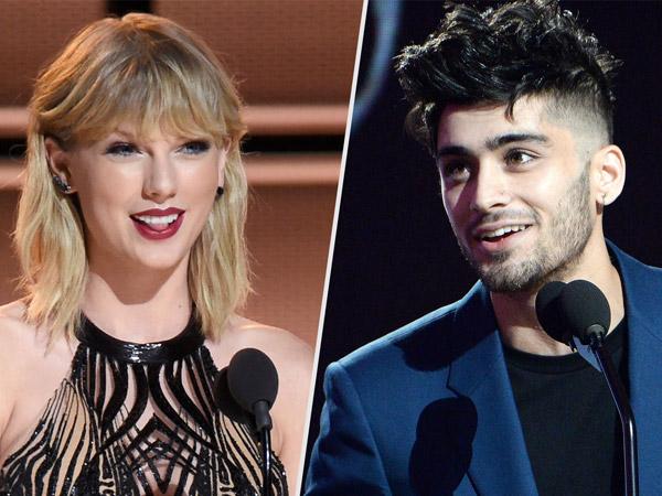 Dulang Kesuksesan, Zayn Malik Justru Menyesal Duet Bareng Taylor Swift di soundtrack 'Fifty Shades'?