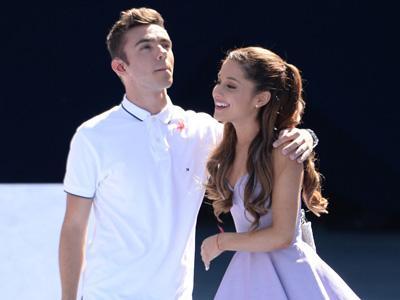 Wah, Nathan Sykes 'The Wanted' Sudah Perkenalkan Ariana Grande Pada Orangtuanya!