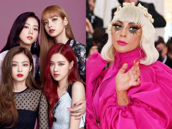 'Sour Candy' Lady Gaga Feat. BLACKPINK Pecahkan Rekor!