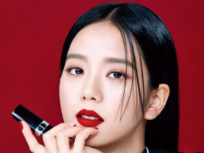 Lengkap, Jisoo BLACKPINK Resmi Jadi Duta Global Dior Fashion & Beauty