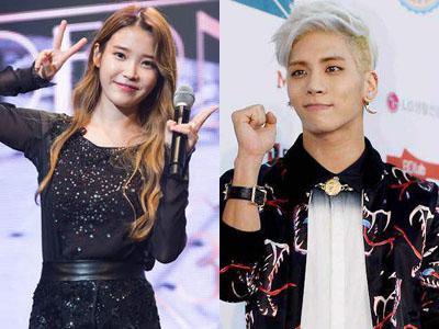 IU Ungkap Bagaimana Ia Bisa Kolaborasi Bersama Jonghyun SHINee di Album Barunya