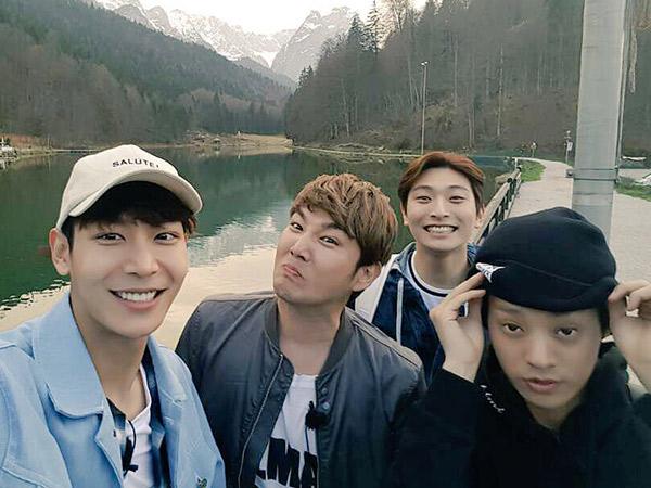 Inisial Penyanyi Lain yang Terlibat Kasus Jung Joon Young Adalah Member Variety 'Hitmaker'?