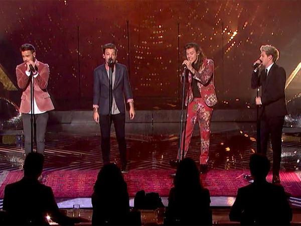 Sarat Emosional, One Direction Berikan Penampilan Terakhir Sebelum Vakum di Final X Factor