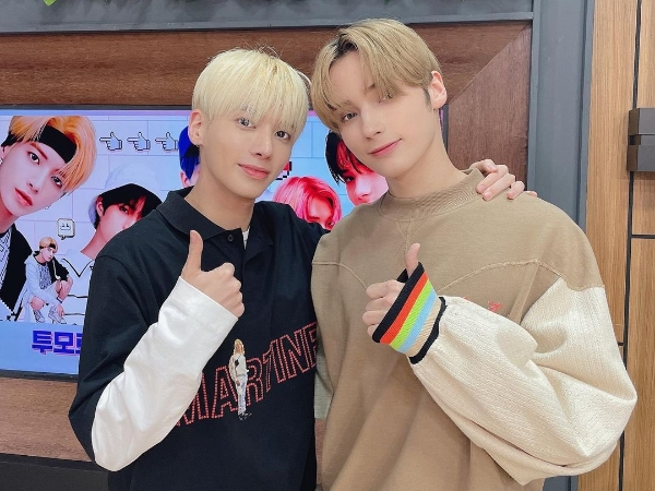 Huening Kai dan Taehyun TXT Mundur dari Acara Radio EBS