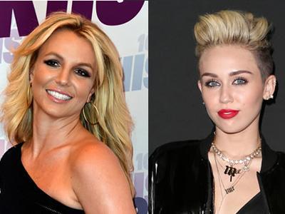 Miley Cyrus Konfirmasi Duetnya dengan Britney Spears di Album Baru!