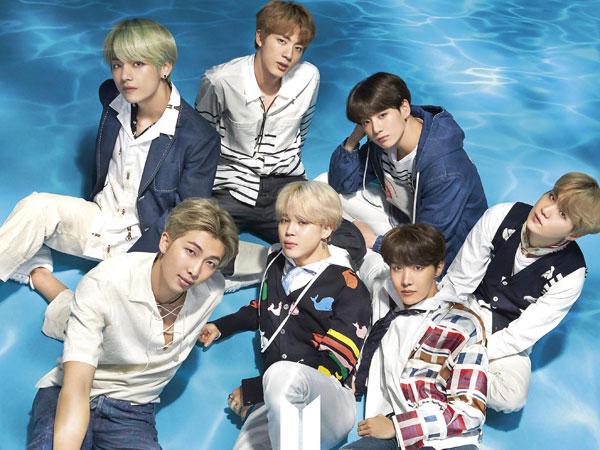 Single Jepang Terbaru BTS 'Lights' Puncaki Chart iTunes di 43 Negara