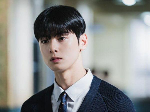 Cha Eunwoo Sebut Chemistry-nya dengan Moon Ga Young dan Hwang In Yeob Nyaris Sempurna