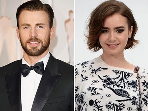 'Captain America' Punya Pacar Baru! Siapakah Dia?