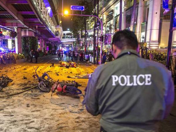 Diduga Pelaku Bom Bangkok Berjumlah 10 Orang, Polisi Thailand Buru Seorang Perempuan