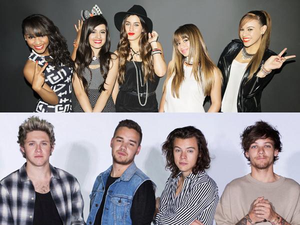 Dirumorkan akan Kolaborasi dengan One Direction, Apa Kata Fifth Harmony?
