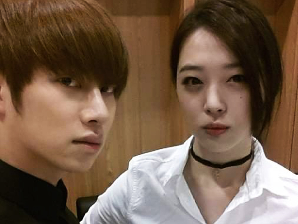 Heechul Super Junior Jelaskan Alasan Unfollow Sulli f(x) di Instagram