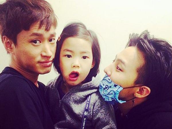 Wah, Haru Anak Rapper Tablo Ingin Beli G-Dragon!