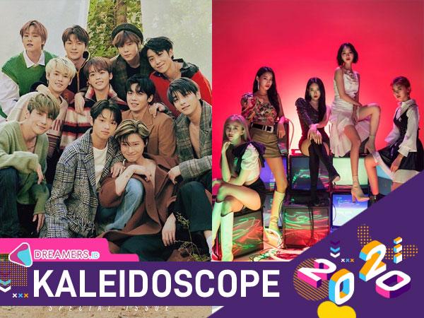 Sederet Grup K-Pop Bubar Tahun Ini karena Kontroversi hingga Pandemi