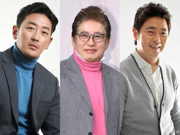 Reaksi Ha Jung Woo Soal Skandal Sang Ayah, Kim Yong Gun Punya Bayi di Usia 75 Tahun