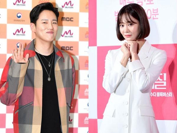 Sempat Plin-plan, Rapper Hanhae dan Aktris Han Ji Eun Dikonfirmasi Pacaran