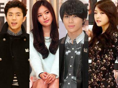 Para Idola K-Pop Siap Parodikan 'Sun of My Master' & 'The Heirs' di SBS Gayo Daejun 2013