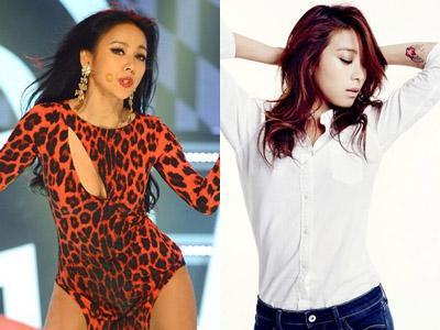 Dijuluki 'Sexy Queen' oleh Lee Hyori, Bora Sistar Ucapkan Terima Kasih