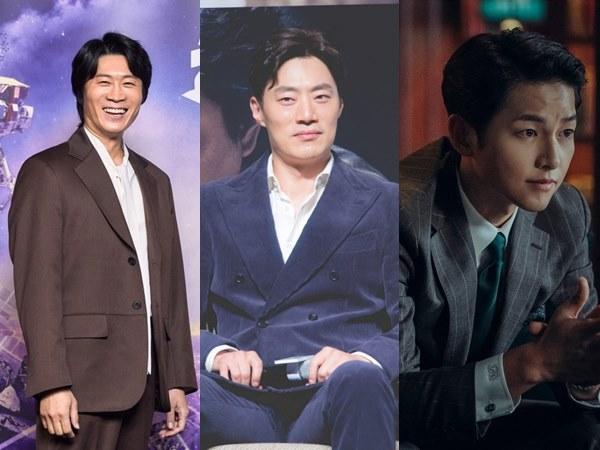 Dukung Song Joong Ki, Jin Sun Kyu dan Lee Hee Joon Jadi Cameo 'Vincenzo'