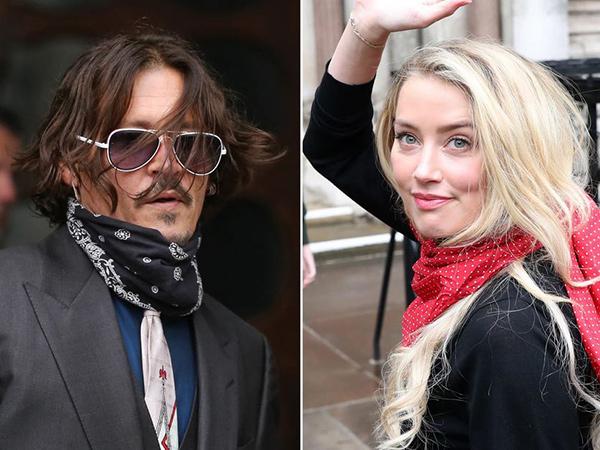 Johnny Depp Ungkap Amber Heard Menikahinya untuk Dompleng Ketenaran