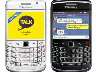 Wow, Pengguna BlackBerry Kini Bisa Free Call di Kakao Talk