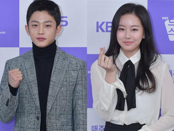Agensi Tanggapi Rumor Hubungan Asmara Kim Min Suk dan Park Yoo Na, Benar Pacaran?