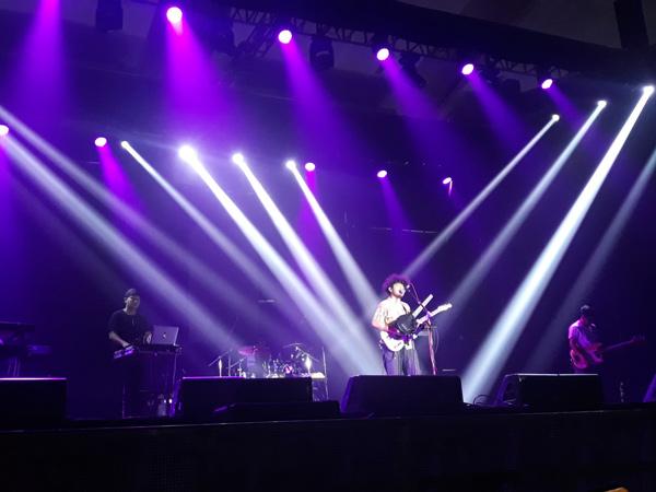 'Mantra Mantra' Kunto Aji Sihir Penonton Java Jazz Festival 2019