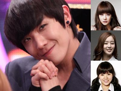 Wow, Lee Joon Ternyata Idaman Para Personil Girlband!