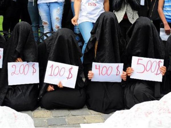 Gaji Militan ISIS Terungkap: Uang Jutaan Rupiah dan 4 Gadis Perawan