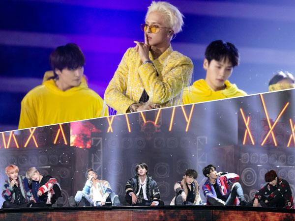 Penampilan Mino WINNER dan BTS Catat Rating Tertinggi Selama SBS Gayo Daejun 2018