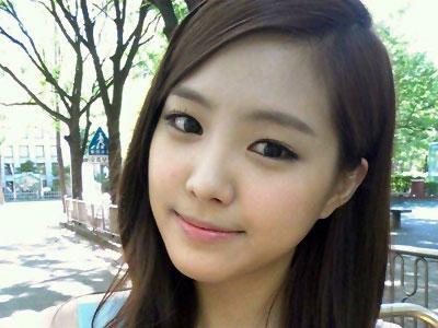 Na Eun A-Pink Rela Belajar Masak Demi Taemin SHINee