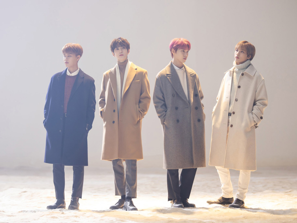 SM Entertainment Rilis Foto Teaser NCT U Dalam Project 'STATION X 4 LOVEs for Winter'