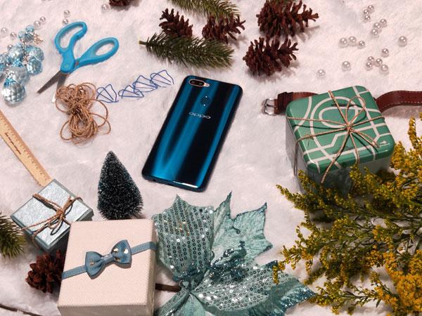 Oppo A7 Hadir dengan Desain Premium dan Baterai Kapasitas Besar, Cek Harganya