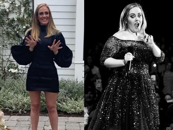 Potret Terbaru Adele di Hari Ulang Tahunnya Hebohkan Dunia Maya