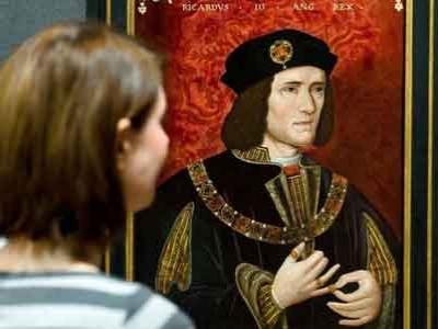 Kerangka Raja Richard III Ditemukan Dibawah Parkiran