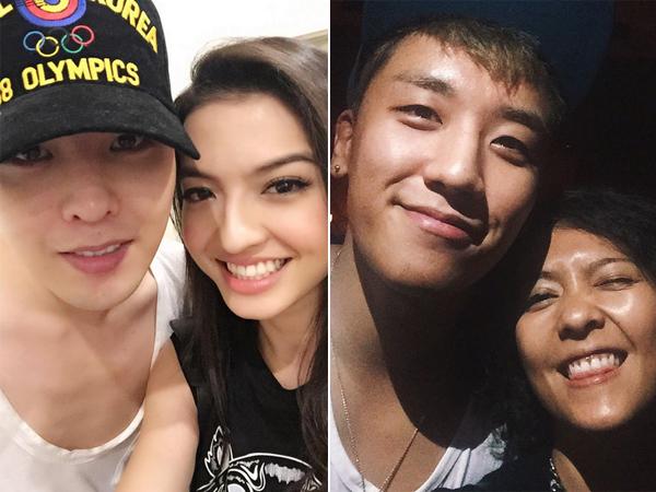 Cerita Seru Artis-artis Cantik Indonesia Saat Selfie Bareng Para Member Big Bang