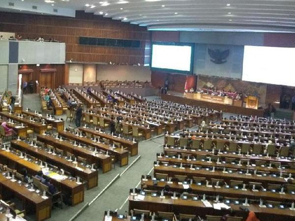 Resmi! Drama Revisi UU KPK Akhirnya Disahkan DPR Meski Ditolak Sana-sini