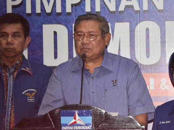 SBY Minta Maaf Perihal Kader Demokratnya yang Nge-Tweet #2018GantiPresiden