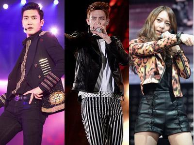 Siwon SuJu, Minho SHINee, dan Krystal f(x) Absen di Konser SM TOWN Beijing dan Tokyo?