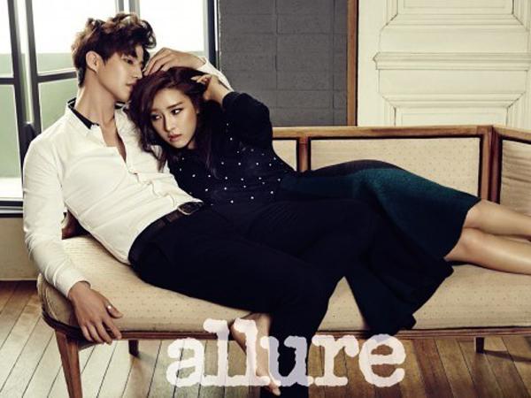 Song Jae Rim Buka-bukaan Soal Asmara dan Hubungannya dengan Kim So Eun