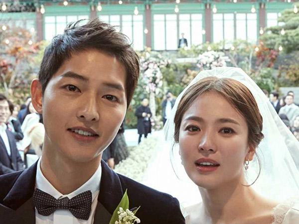 Song Joong Ki Ungkap Kehidupan Pernikahannya dengan Song Hye Kyo yang Masuk Usia 2 Tahun