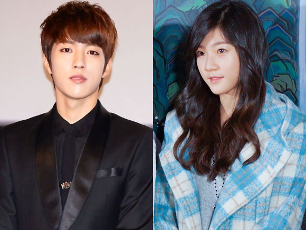 Main Drama Bersama Kim Sae Ron, Sungyeol Takut Dibandingkan Dengan Won Bin?