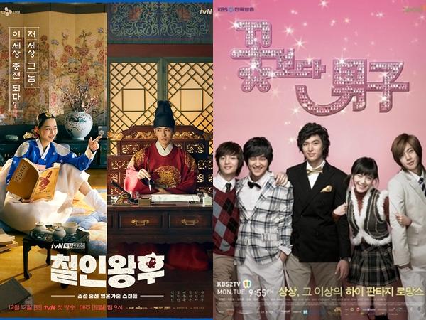 Deretan Drama Korea Adaptasi Non Korea Cerita Luar Negeri (Part 2)