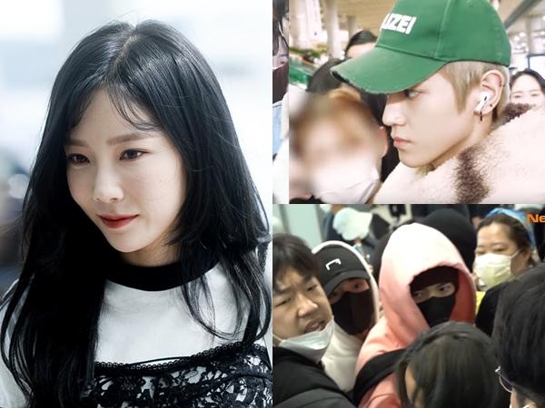 Momen Mengerikan yang Dialami Idol K-Pop di Bandara, Pernah Terjadi di Indonesia