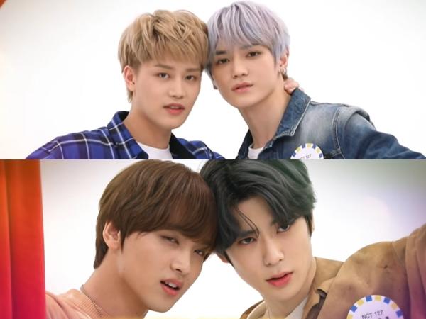 Sering Diedit oleh Fans, Akhirnya NCT 127 Tampil Dengan Backsound 'Paradise' di 'Weekly Idol'