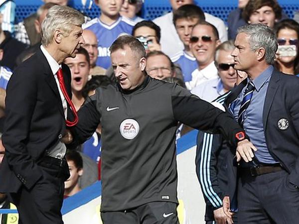 Pedasnya Sindiran Mourinho untuk Arsene Wenger
