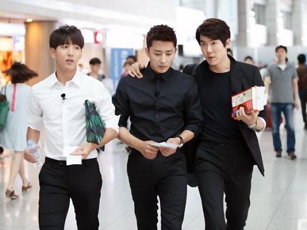 Baro B1A4, Yoo Yeon Seok dan Son Ho Joon Siap Bintangi Variety Show Bersama!