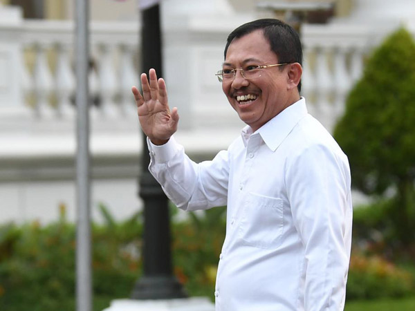 Menteri Terawan Dicari, Situs Kemenkes Diretas: Website Ini Disita Rakyat